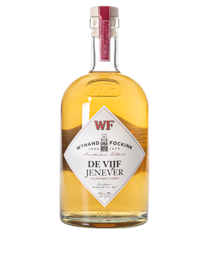 O-I ontwikkelt twee nieuwe flessen voor distilleerderij Wynand-Fockink in Amsterdam