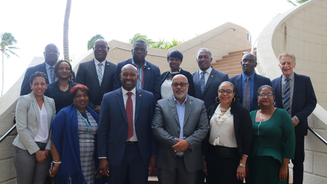 1st Meeting of the Council of Ministers of Labour of the OECS concludes successfully