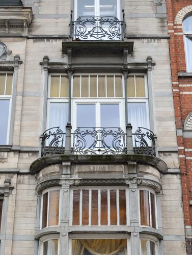 La maison personnelle de l'architecte Hemelsoet définitivement classée au patrimoine