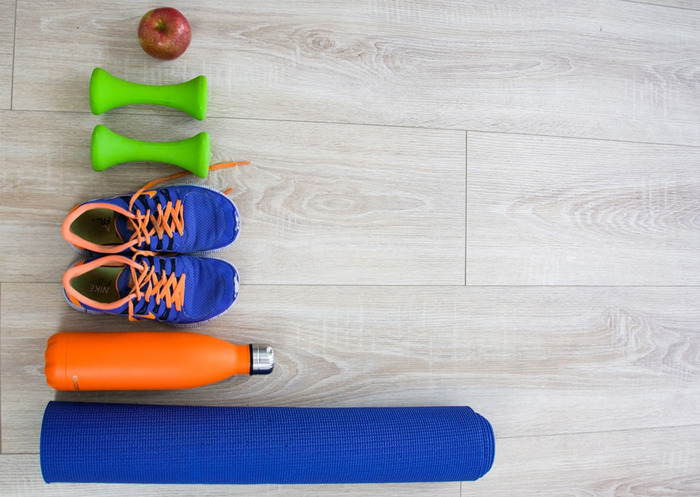 Construye tu propio gimnasio en casa con la ayuda de Pinterest