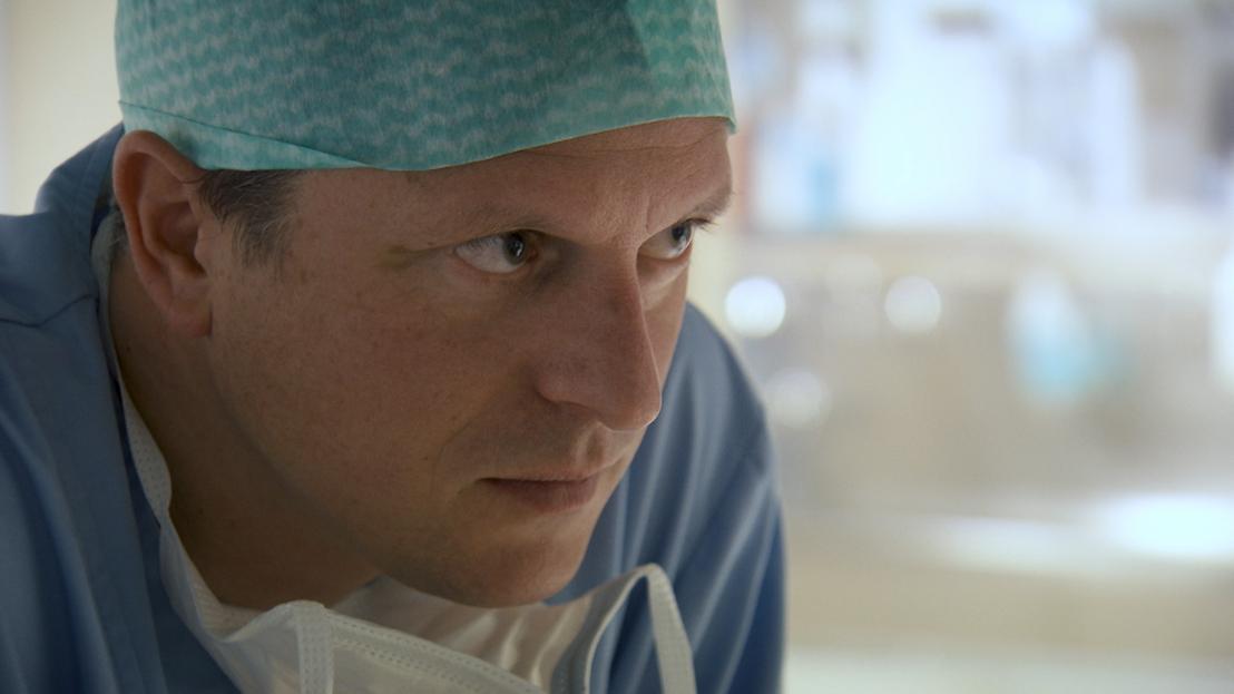 Vaatchirurg Dimitri Aerden