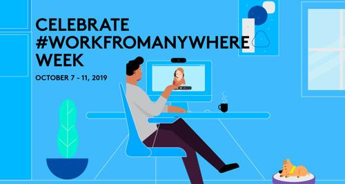 Logitech impulsa la flexibilidad laboral con la semana #WorkFromAnywhere