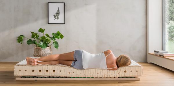 Preview: Vous dormez sur le côté, sur le ventre ou sur le dos ?