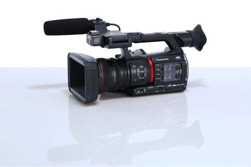 Panasonic AG-CX350: Flexibilidad para captura y transmisión de video en 4K para uso profesional