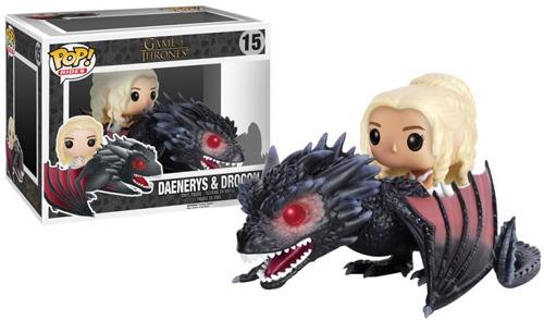 Game of Thrones Pop! Ride-Figuren starten