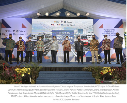 Thales to Boost Greater Jakarta's Commuter Traffic with New Payment and Ticketing Platform