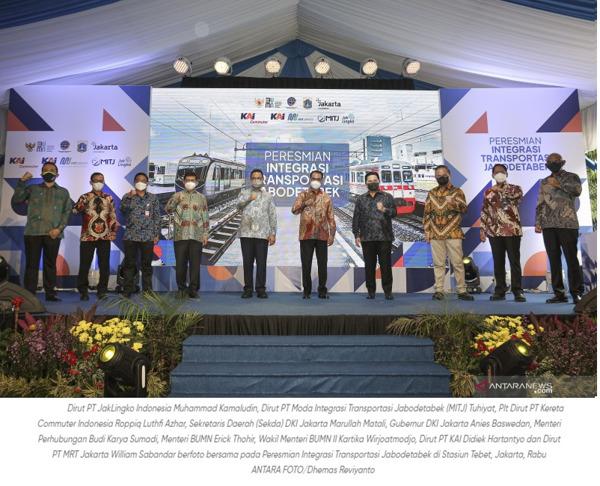 Preview: Thales va renforcer le trafic sur les réseaux de transport en commun de l'aire métropolitaine de Jakarta grâce à une nouvelle plateforme de paiement et de billettique