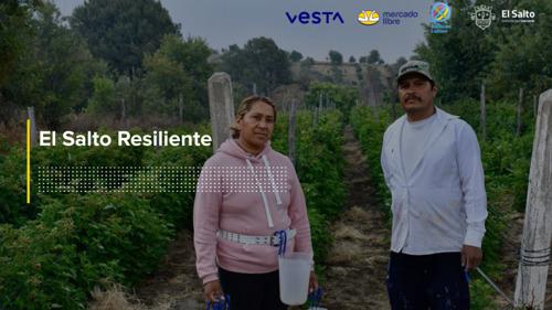 Mercado Libre, Vesta y Balloon Latam impulsan el desarrollo comunitario junto al gobierno municipal de El Salto, en Jalisco