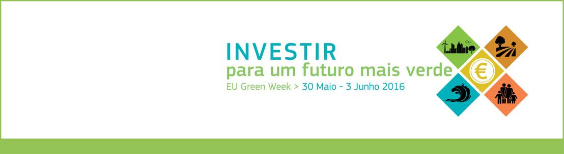 Investir num futuro mais verde – A UE lança a Semana Verde 2016