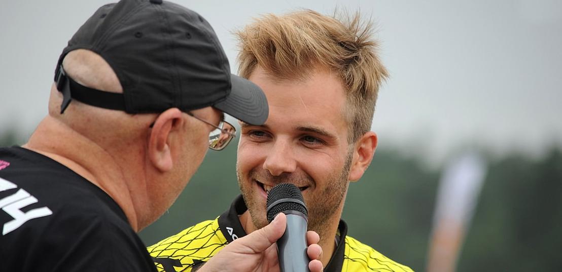E-MX Race of champions met special guest Niels Albert!