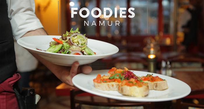 FOODIES NAMUR, EEN WEBSITE IN HET NEDERLANDS VOOR VLAAMSE FOODIES !