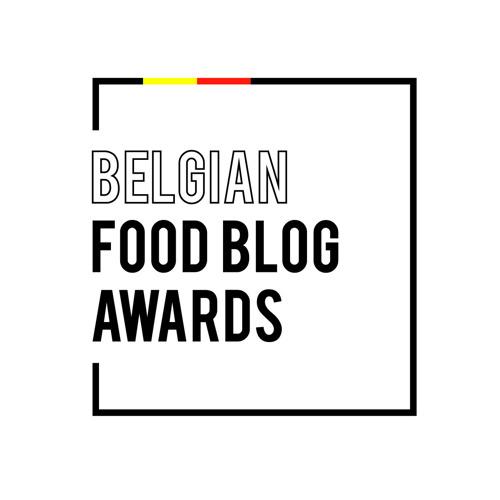 Les Belgian Food Blog Awards sont de retour !