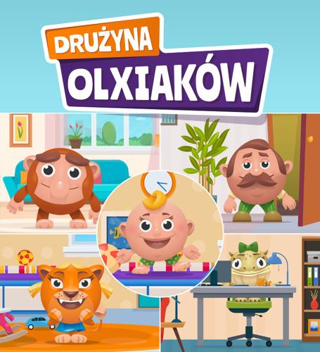Drużyna OLXiaków w animowanym teledysku!