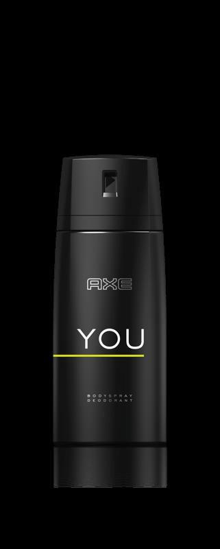 Bodyspray AXE YOU