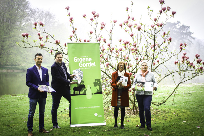 Toerisme Vlaams Brabant lanceert eerste toeristische 'augmented reality' brochure in België