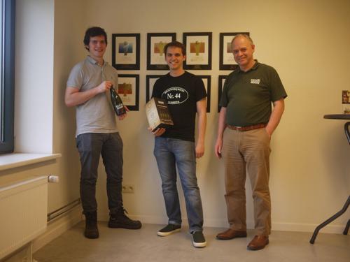 La Brasserie Boon remporte pour la 6ème fois consécutive la médaille d'or à la World Beer Cup
