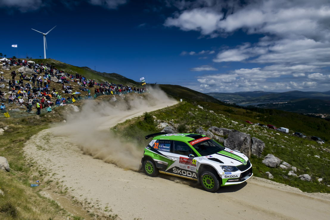 At Rally Poland Pontus Tidemand and Jonas Andersson, driving a ŠKODA FABIA R5, want to make a big step forward in their pursuit of winning the WRC 2 championship.