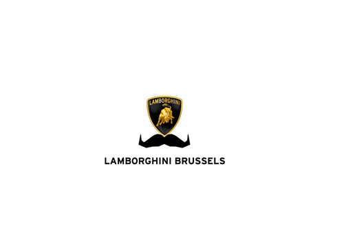 Lamborghini Brussels se laisse pousser la moustache