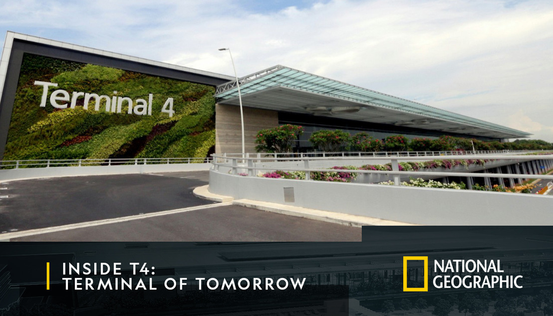 National Geographic launches Asia premiere of Inside T4: Terminal of Tomorrow