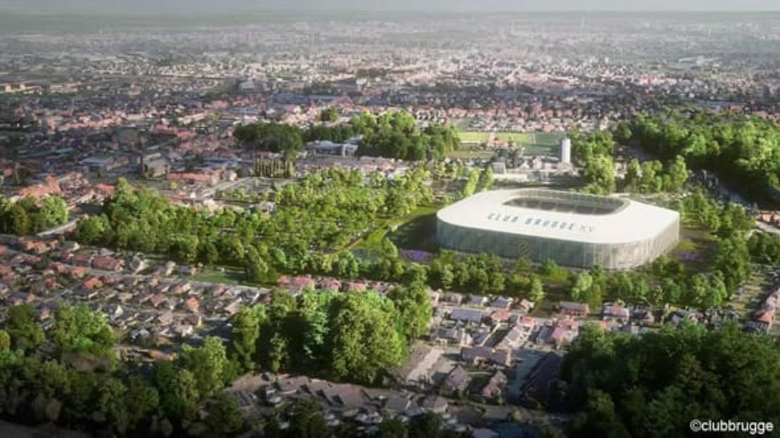 UPDATE: Stadiondossier fnuikt ontwikkeling Blankenbergsesteenweg als bedrijvenzone