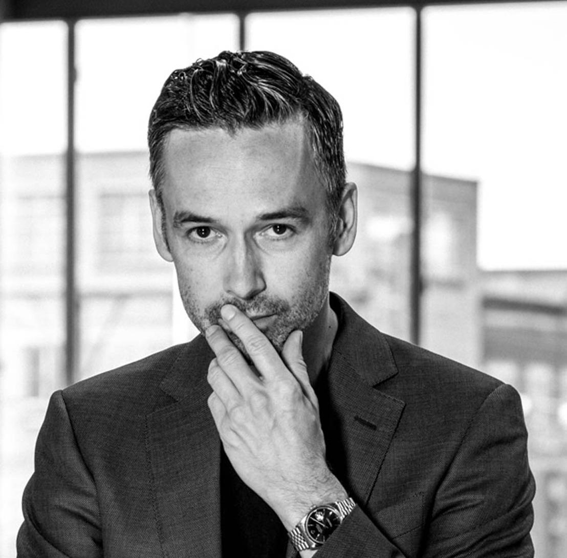 Joeri Van Den Broeck, membre du jury au ONE SHOW!