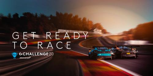 Sim racer mexicano se abre paso a la final regional de Latinoamérica en el Logitech McLaren G Challenge 2020
