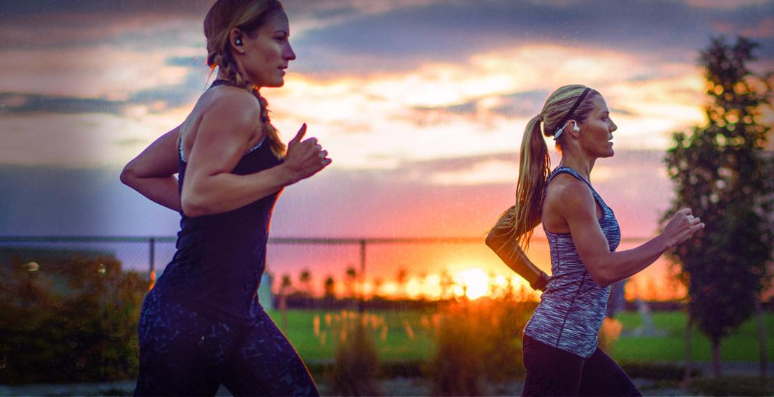 Correr con música, la receta para sentirte mejor.