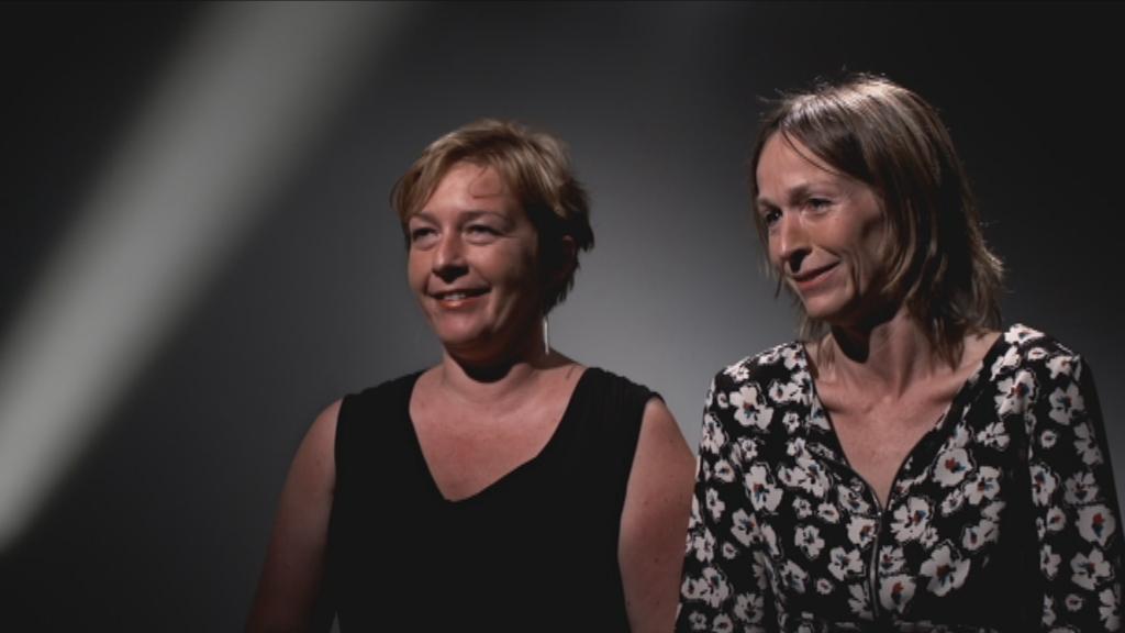 Bevergem Special - Isabelle van Hecke en Ann Tuts - (c) BroekToe
