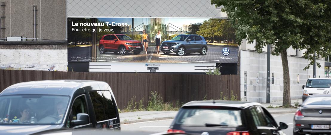 Avec Volkswagen et DDB, vous êtes qui vous voulez en nouveau T-Cross.
