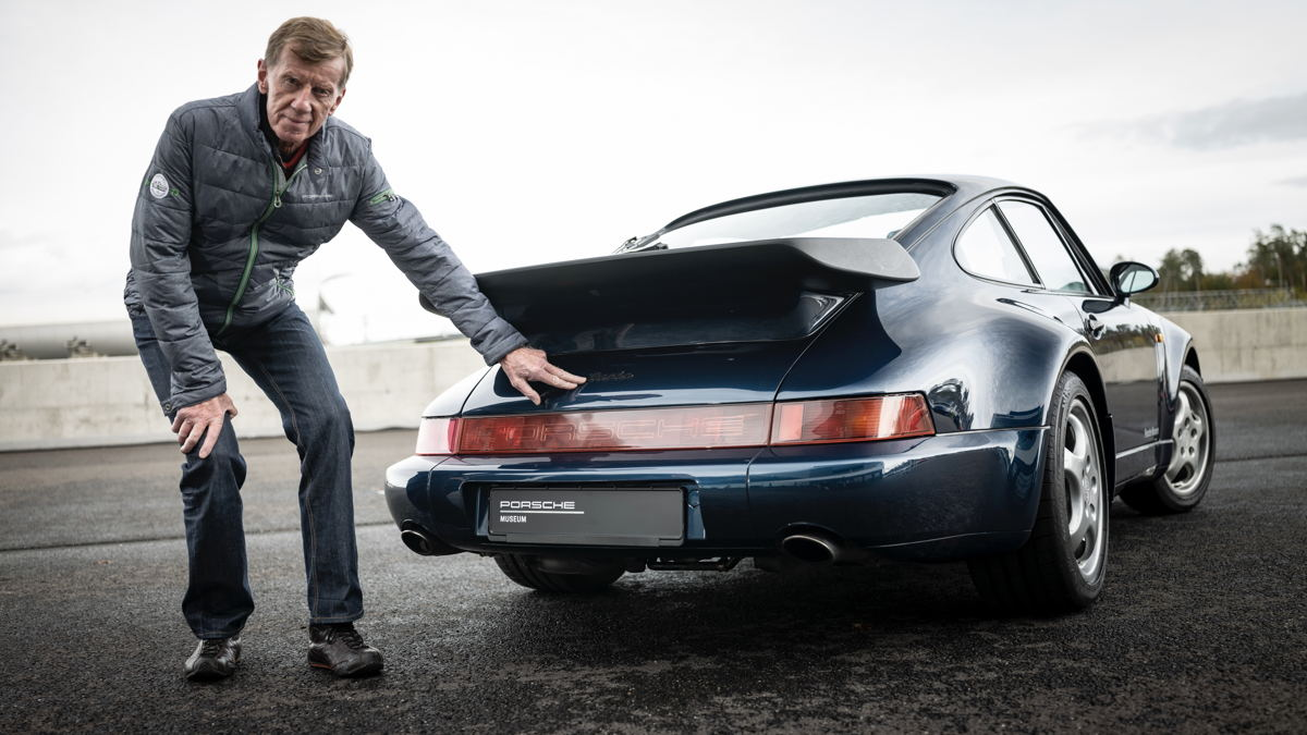 Porsche 965 Turbo