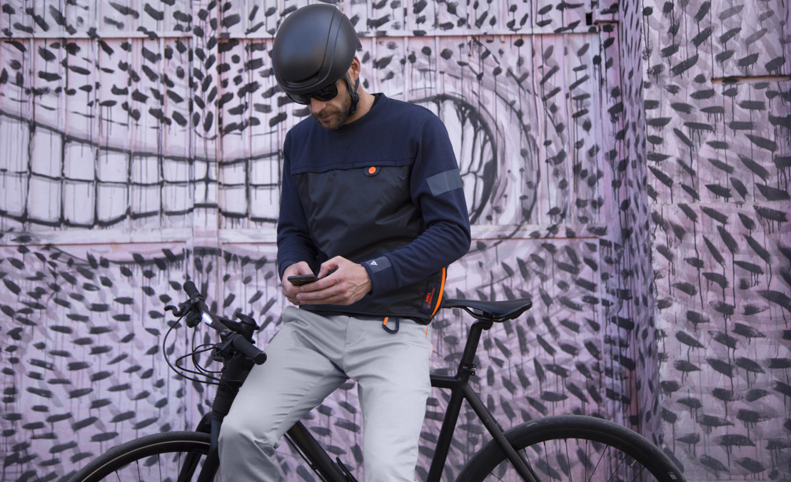 Dainese AWA Black Commuter Collection