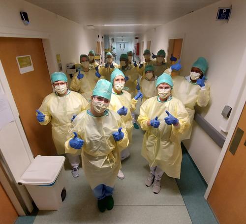 Coronavirus - Update voor de pers