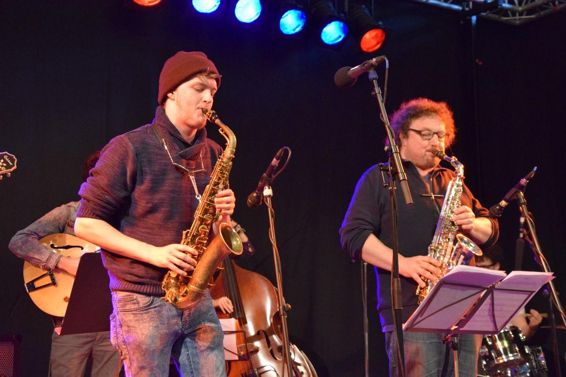 LUCA Jazz Thema-ensembles (22, 23, 24, 25/03 @ 30CC/Schouwburg) (c) 30CC