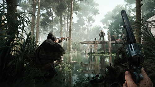 Crytek Release First Gameplay Footage From Hunt: Showdown