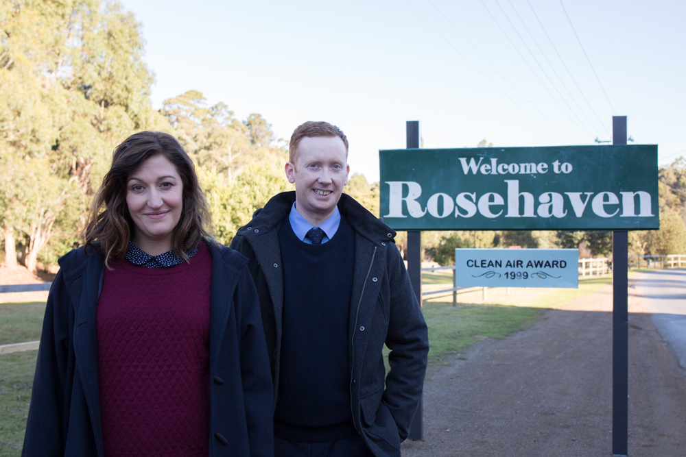Rosehaven nominated for Most Outstanding Comedy Program