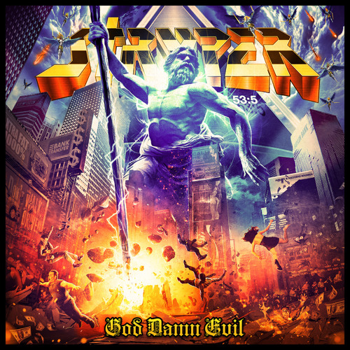 STRYPER Continues to Dominate Billboard Charts with New Studio Album