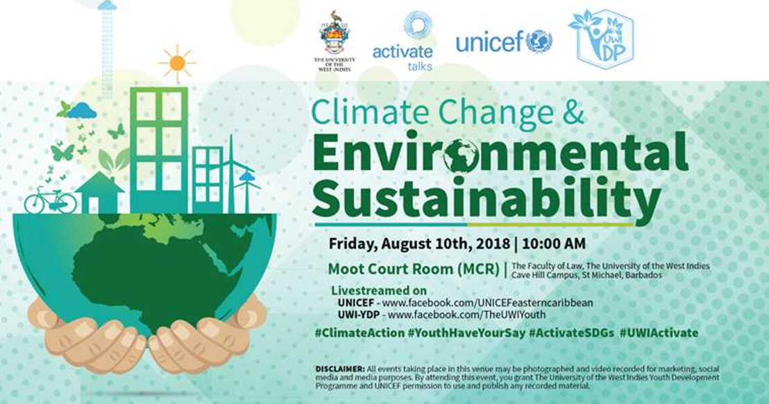 Activate Climate Change and Environmental Sustainability