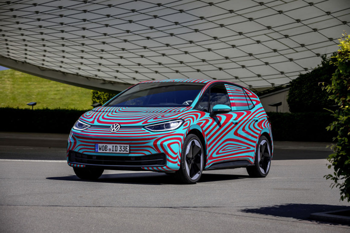 """Special service for journalists: """"Volkswagen live"""" broadcasts from the IAA 2019 for the first time"""