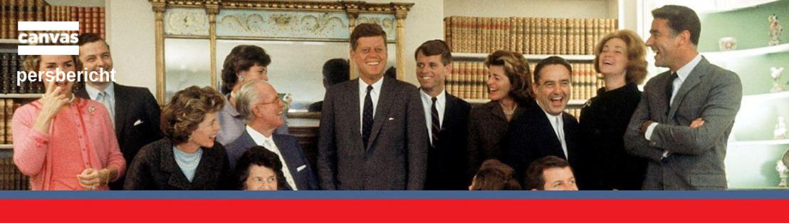 Nieuw op Canvas: De Kennedy-dynastie