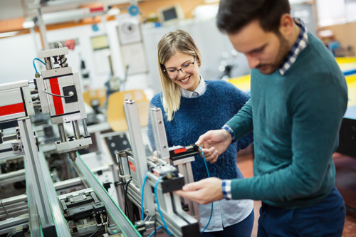Siemens krijgt - als één van de eerste ondernemingen in België - het Agoria-label 'Employer ready for the future of work'