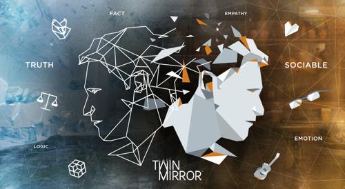 Twin Mirror™ est dès maintenant disponible en précommande sur PlayStation®4 et Xbox One™