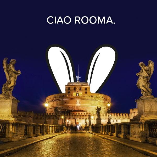 Meme Deliveroo Roma - 1