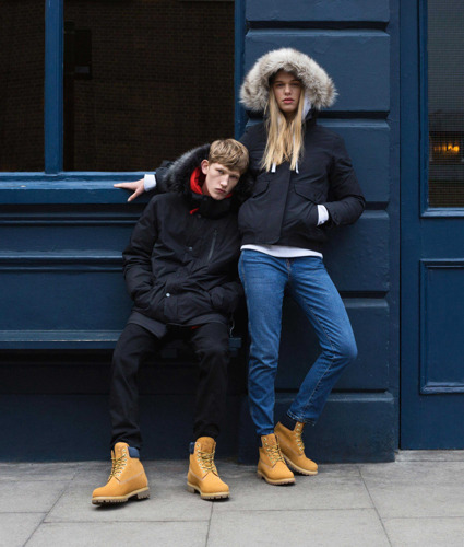 Timberland celebrates the 45th anniversary of the yellow boot with a dedicated collection