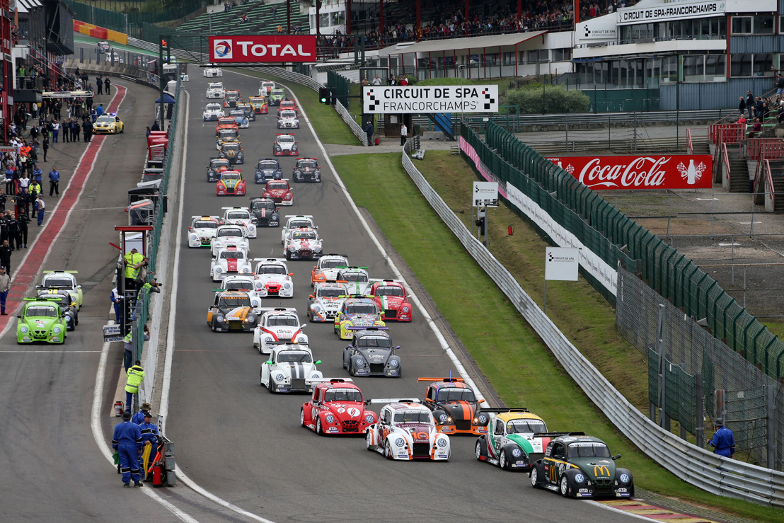 25 Heures VW Fun Cup 2014