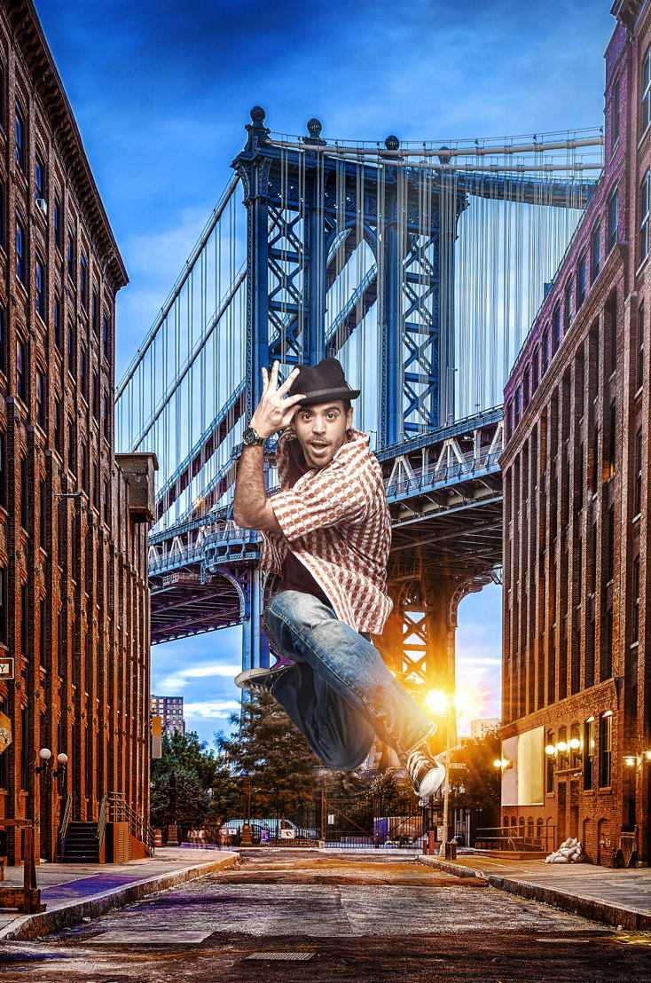 Usnavi Bodega (Diego Klock-Perez)<br/><br/>Photo by BreeAnne Clowdus