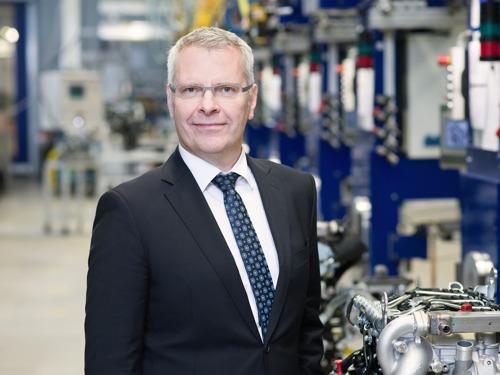 Bernd Krüper – Nouveau PDG de Hatz