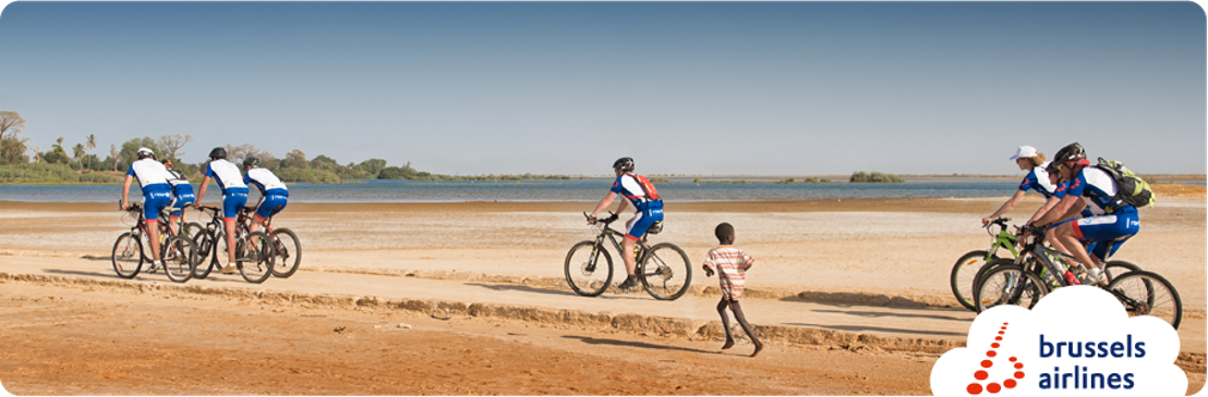 Bike for Africa cycles 400km through Cameroon for Mercy Ships