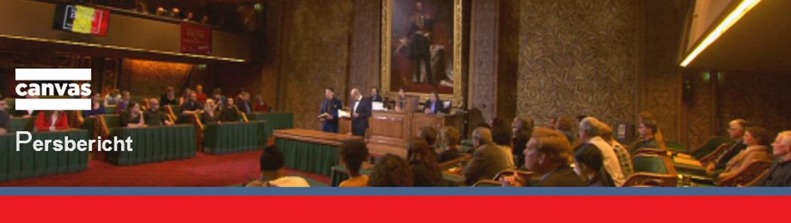 Vlamingen winnen het 27ste Groot Dictee der Nederlandse Taal