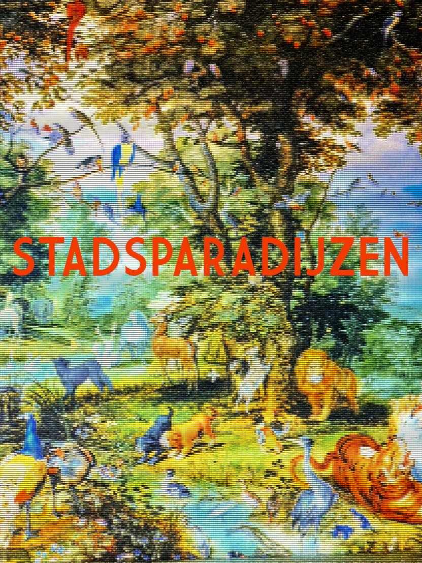 KunstZ & Fameus, Stadsparadijzen (c) KunstZ
