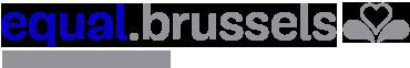 EQUAL.BRUSSELS – SERVICE PUBLIC RÉGIONAL DE BRUXELLES espace presse Logo